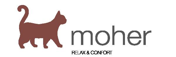 Logotipo Moher Mobiliario